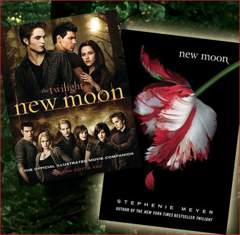 New Moon party ideas - free printables