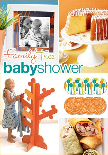 Family Tree Baby Shower
