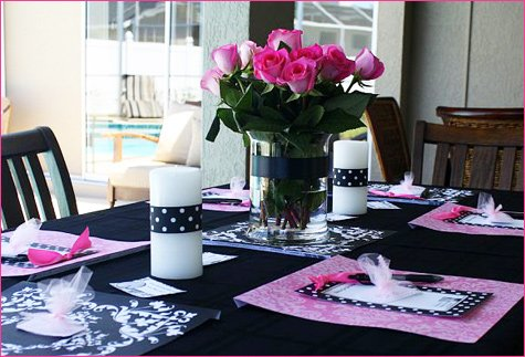 Parisian Bridal Shower Theme