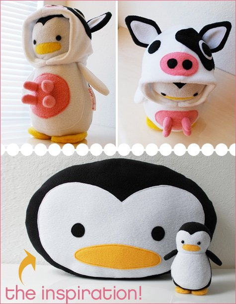 Plush Penguin Party Theme & Plush Penguin Party Theme // Hostess with the Mostess®
