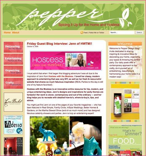 pepper design blog