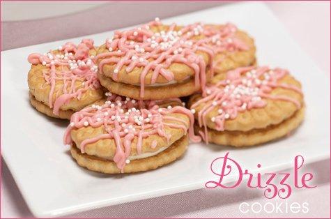 pink ribbon dessert buffet