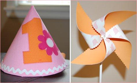 pinwheel first birthday party ideas