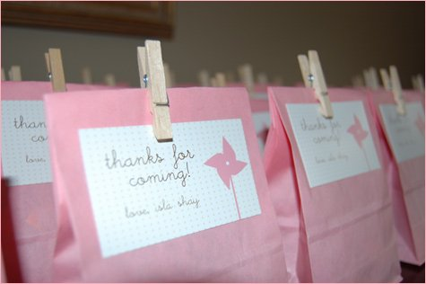 pinwheel first birthday party ideas