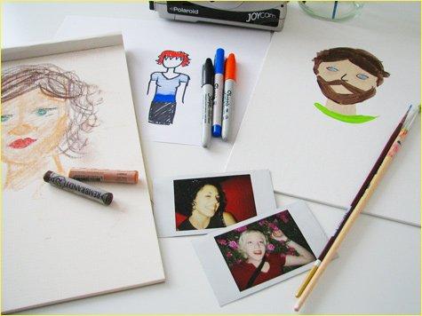 portrait party