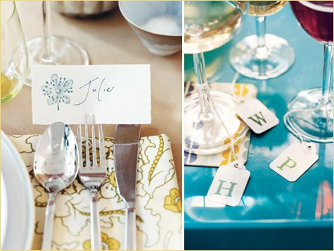 DIY dinner party ideas