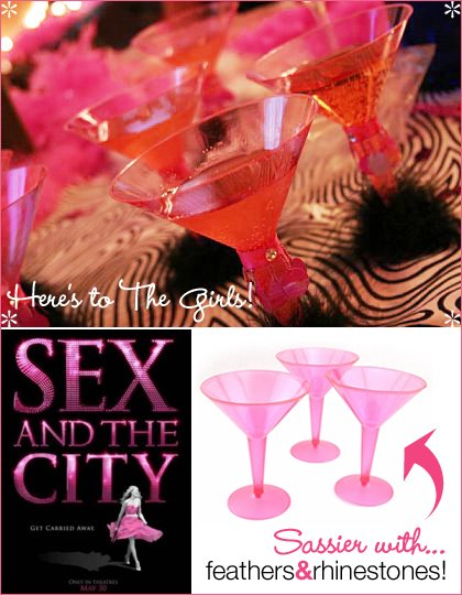 sex and the city party