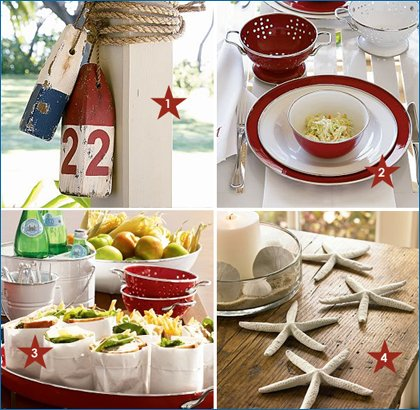 summer entertaining sales