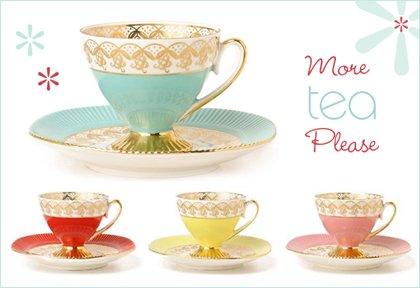 modern tea pots