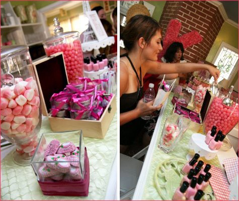Southern charm pink baby shower