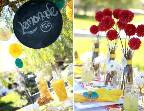 Playful Hello Spring Party Theme Hostess With The Mostess