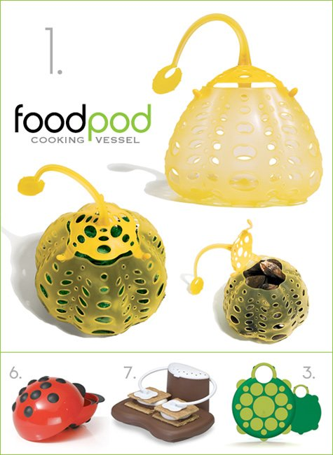 contemporary kitchen tools
