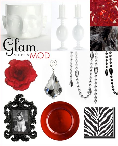 hollywood glam party theme