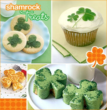 st. patrick's day treats and recipes