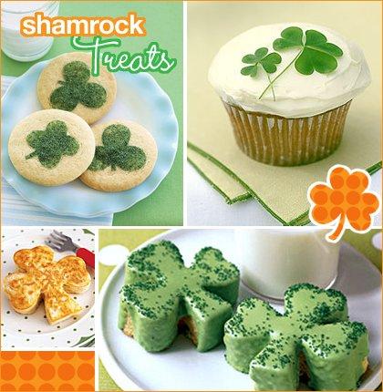 st. patrick's day treats and recipes