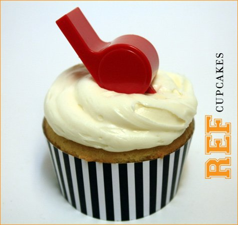 super bowl football cupcake recipe