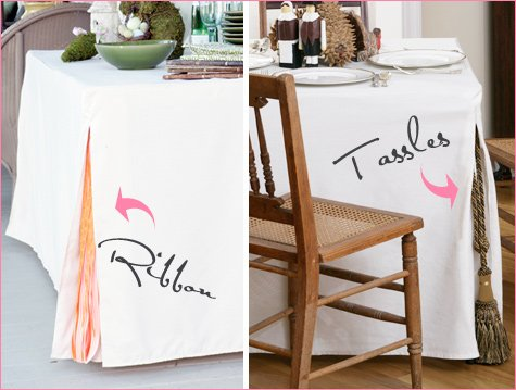 Tablevogue Table Covers