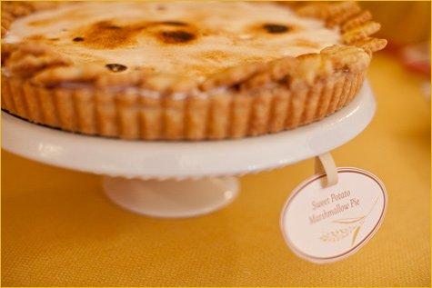 Thanksgiving Dessert Buffet Amy Atlas