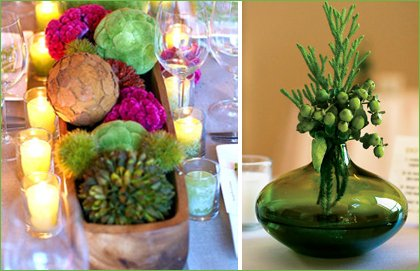 wedding and party centerpiece ideas