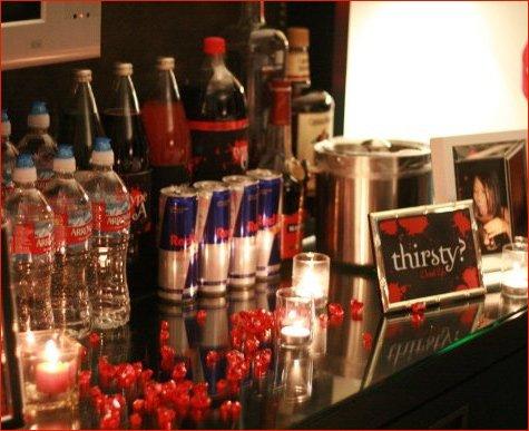 Twilght bachelorette party ideas