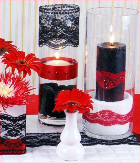 romantic valentine's day centerpiece ideas