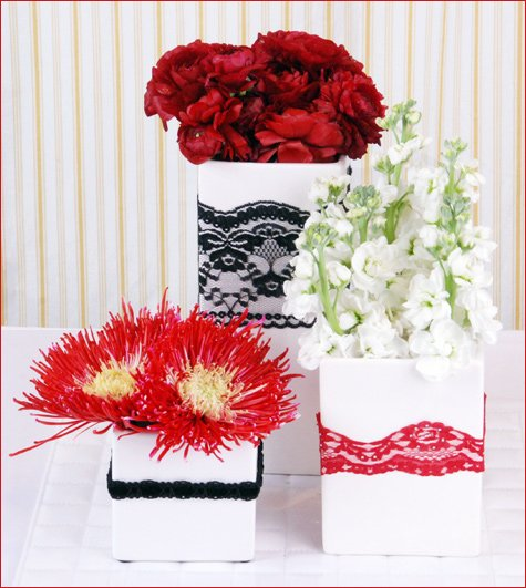 romantic valentine's day centerpiece ideas