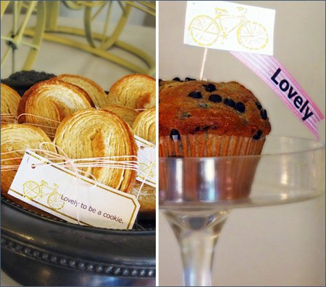 Mother's Day Brunch Tea Party Ideas