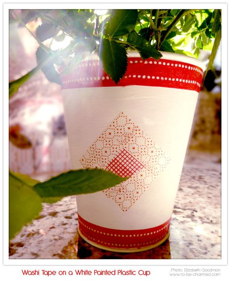 japanese washi tape DIY projects