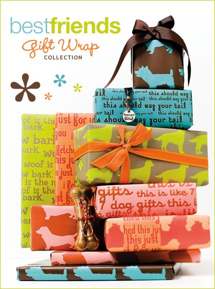 whimsy press modern gift wrap