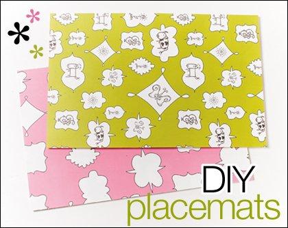 whimsy press DIY gift wrap