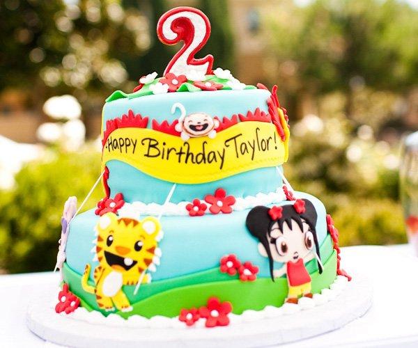 Ni Hao Kai Lan Birthday Party
