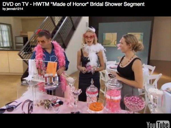 Dam this Bridal shower adult dvd