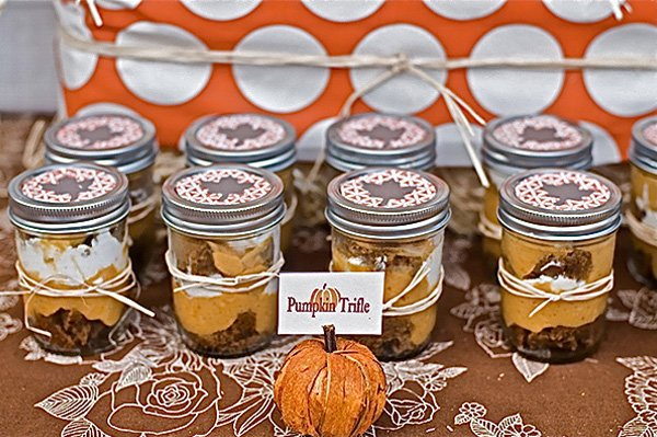 Thanksgiving Fall Party Dessert Bar Ideas