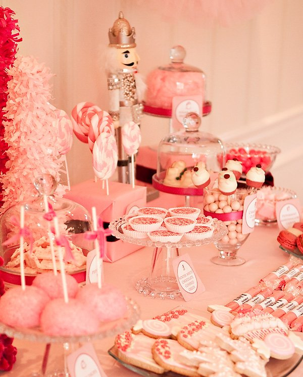Nutcracker Ballet Holiday Party Ideas