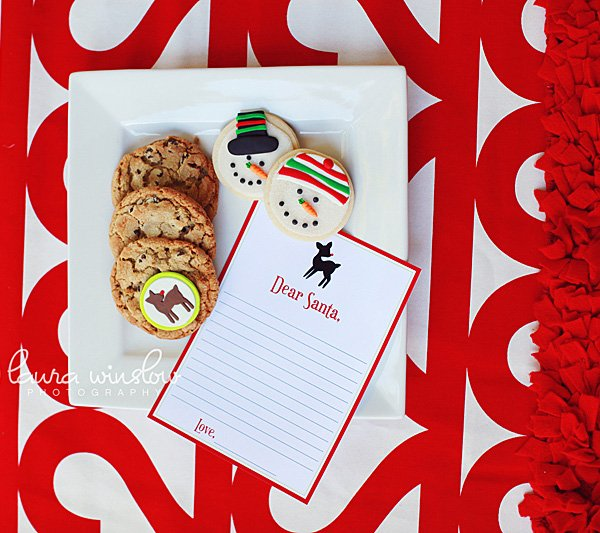 Rudolph Reindeer Holiday Party Ideas