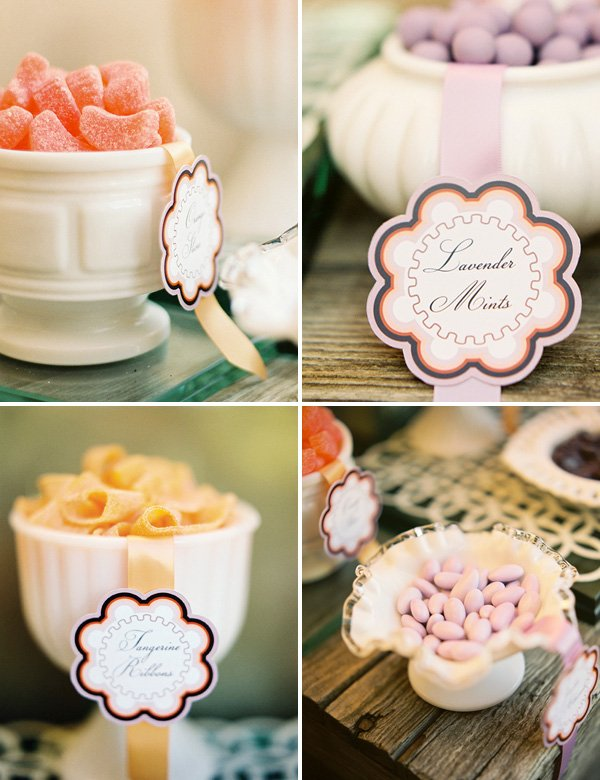 Persimmon Plum Wedding Ideas