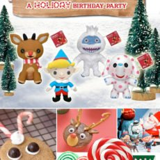 rudolph holiday party ideas