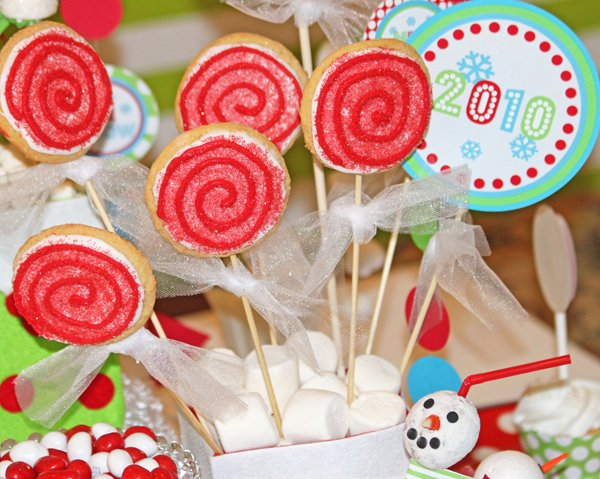 snowman kids holiday party ideas