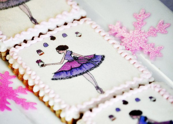 sugar plum fairy nutcracker party ideas