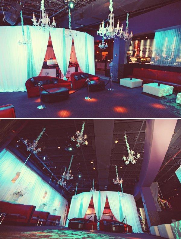 Glam 21st Birthday Party Nightclub