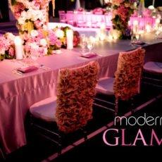 Glam Wedding Ideas - Purple & Pink