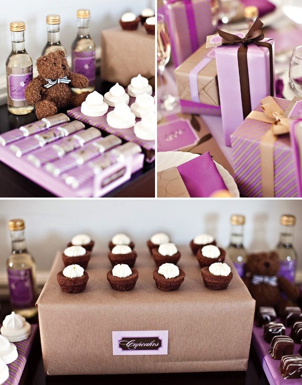 Life is a Gift Baby Shower Theme