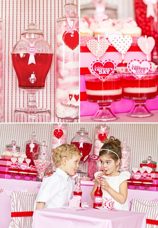 I Heart Valentine S Day This Party Theme Hostess With The