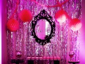 Pink Girlie Party Ideas