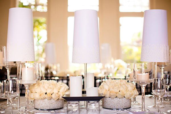 Gorgeous Five Senses Inspired Bridal Shower  Hostess with the