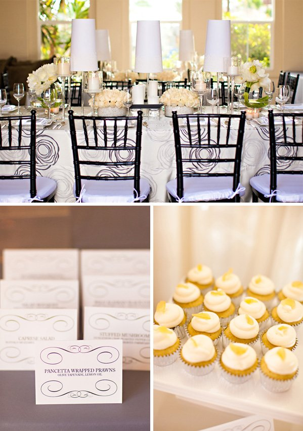 Place Cards, Dessert, & More