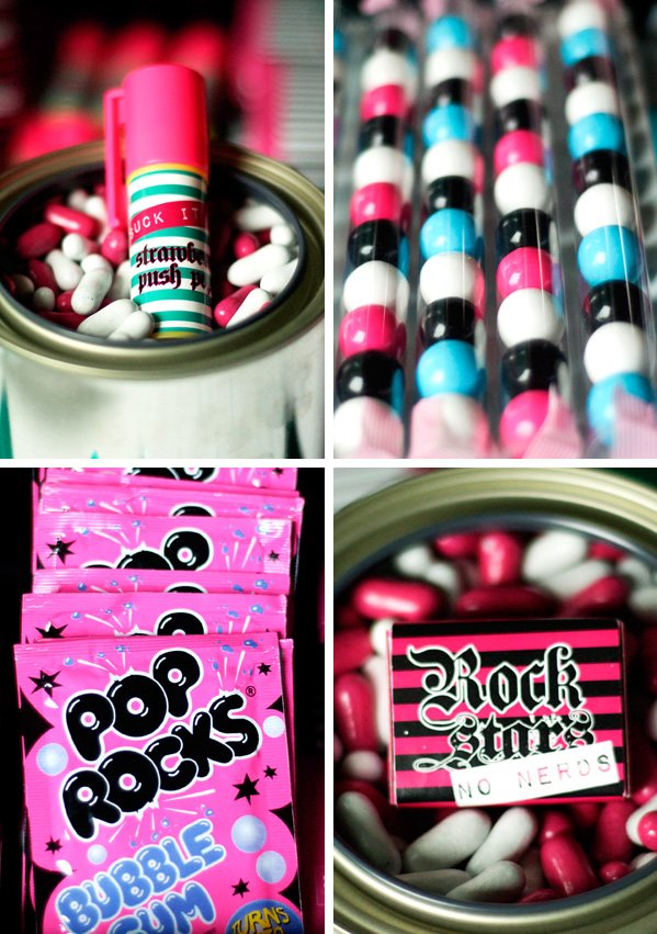 Candy + Labels
