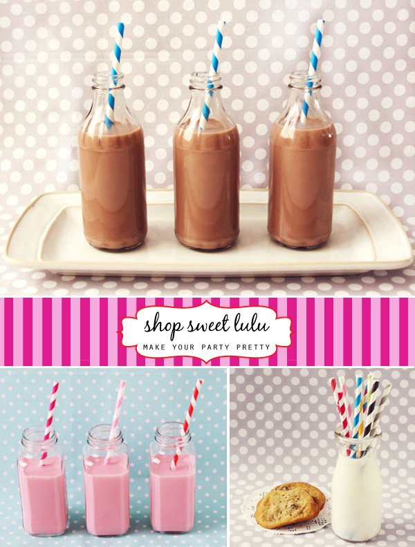 Pretty Party Packaging Ideas
