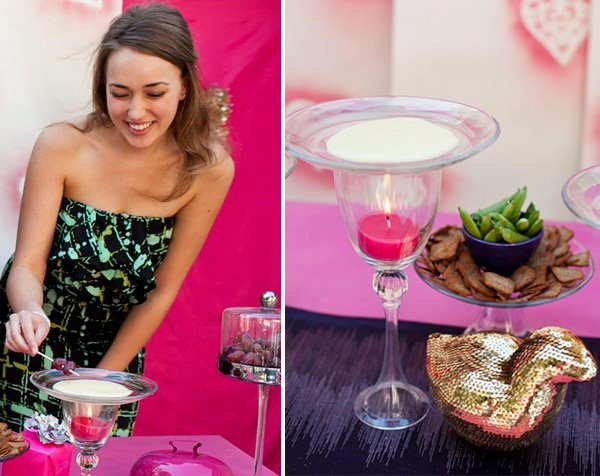 Valentine's Day Party Ideas - Fondue