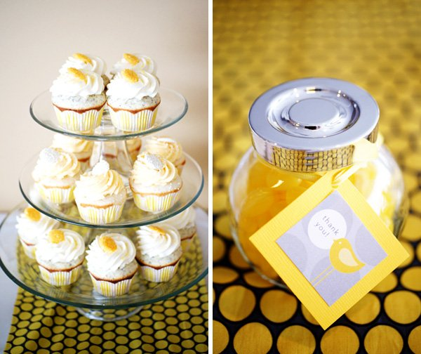Cupcake and Favor